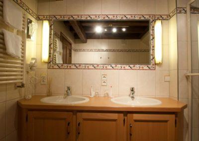 Wohnen im Stüberl / Badezimmer