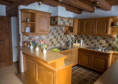 Wohnen im Stüberl / Küche