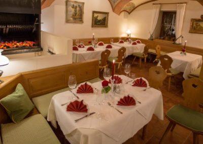 Restaurant mit Grill
