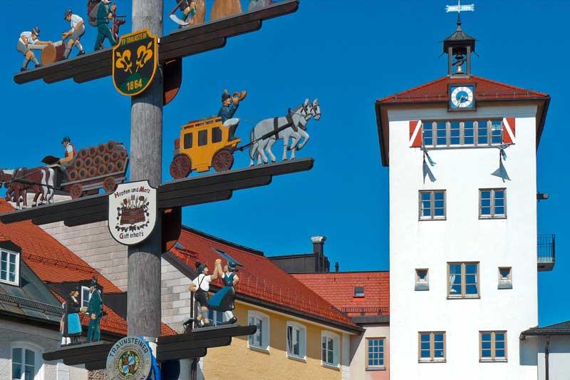Traunstein - 16 km
