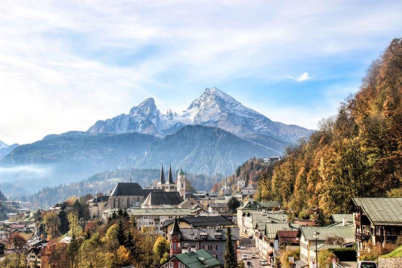 Berchtesgaden - 36 km
