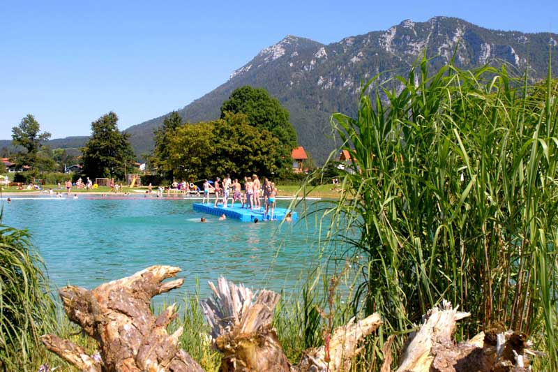 Naturbadesee Inzell
