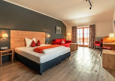Zimmer / Doppelzimmer Beispiel